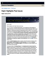 Hajim Highlights (July 10, 2017)
