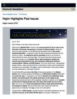 Hajim Highlights (July 31, 2017)