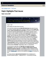 Hajim Highlights (August 7, 2017)