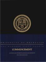 Commencement program, 2004