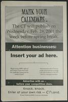 Campus Times (February 15, 2001)