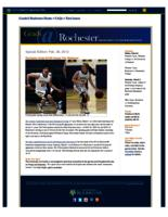 Grads@Rochester: Special Edition: Rochester Hosts NCAA Hoops This Weekend (February 26, 2013)