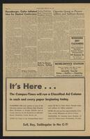 Campus Times (February 24, 1961)