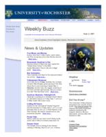 Weekly Buzz (September 2, 2007)