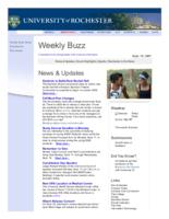 Weekly Buzz (September 16, 2007)