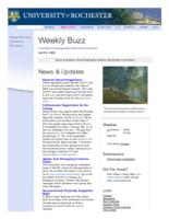 Weekly Buzz (April 6, 2008)