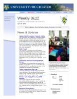 Weekly Buzz (April 20, 2008)