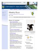 Weekly Buzz (September 07, 2008)