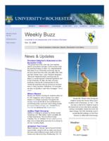 Weekly Buzz (October 12, 2008)