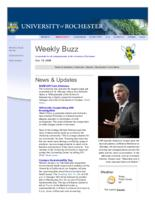 Weekly Buzz (October 19, 2008)