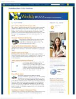 Weekly Buzz (March 15, 2009)