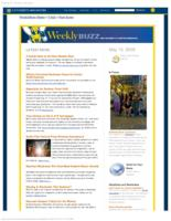 Weekly Buzz (May 10, 2009)