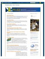 Weekly Buzz (March 6, 2011)