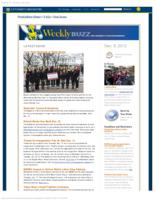Weekly Buzz (December 9, 2012)