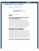Weekly Buzz (April 13, 2014)