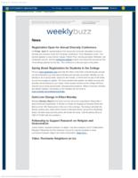 Weekly Buzz (March 1, 2015)