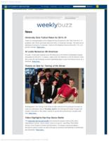 Weekly Buzz (March 22, 2015)
