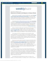 Weekly Buzz (September 24, 2015)