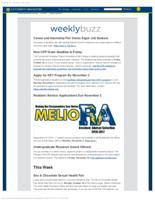 Weekly Buzz (October 18, 2015)