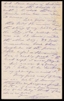 p.3 Signed letter from Booth to Russell, 1873