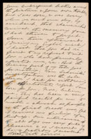 p.3 Unsigned letter from Booth to Russell, 1881