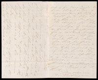 p.2 Signed letter from Booth to Russell, undated