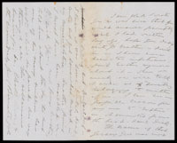 p.2 Signed letter from Booth to Russell, 1875
