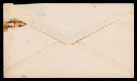 p.4 Signed letter from Booth to Russell, 1873