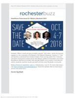Rochester Buzz (May 11, 2018 )