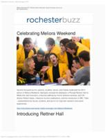 Rochester Buzz (October 17, 2013)