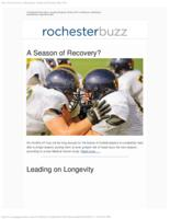 Rochester Buzz (May 1, 2014)