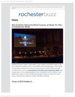 Rochester Buzz (September 3, 2015)