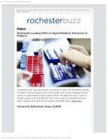 Rochester Buzz (September 8, 2016)