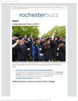 Rochester Buzz (June 8, 2017)
