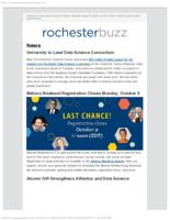 Rochester Buzz (October 5, 2017)