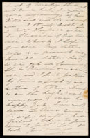 p.3 Signed letter from Booth to Russell, 1869