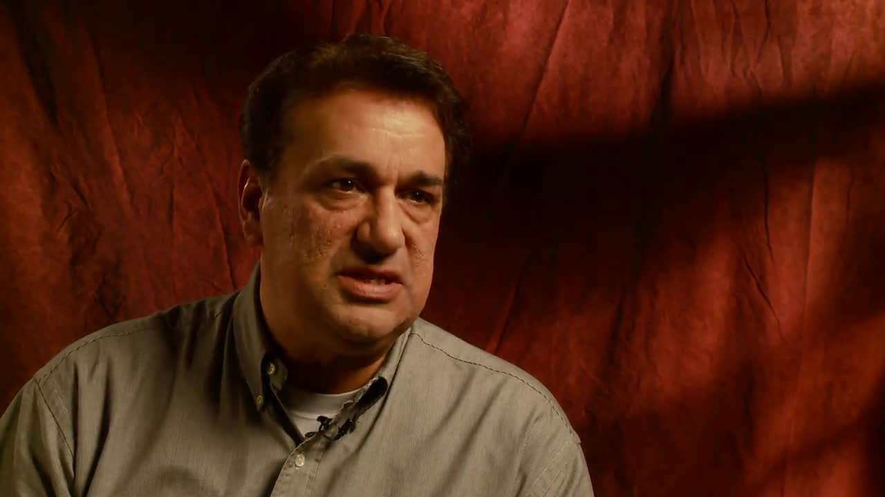 Video Interview, Jimmy Catalano, January 21, 2013