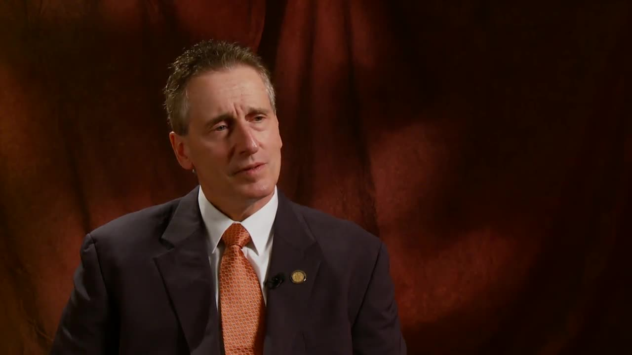 Video Interview, Lieutenant Governor Robert Duffy, April 24, 2013