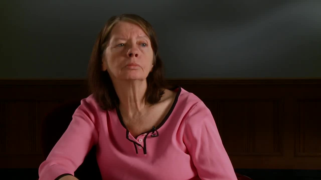 Video Interview, Patti Evans, April 11, 2012