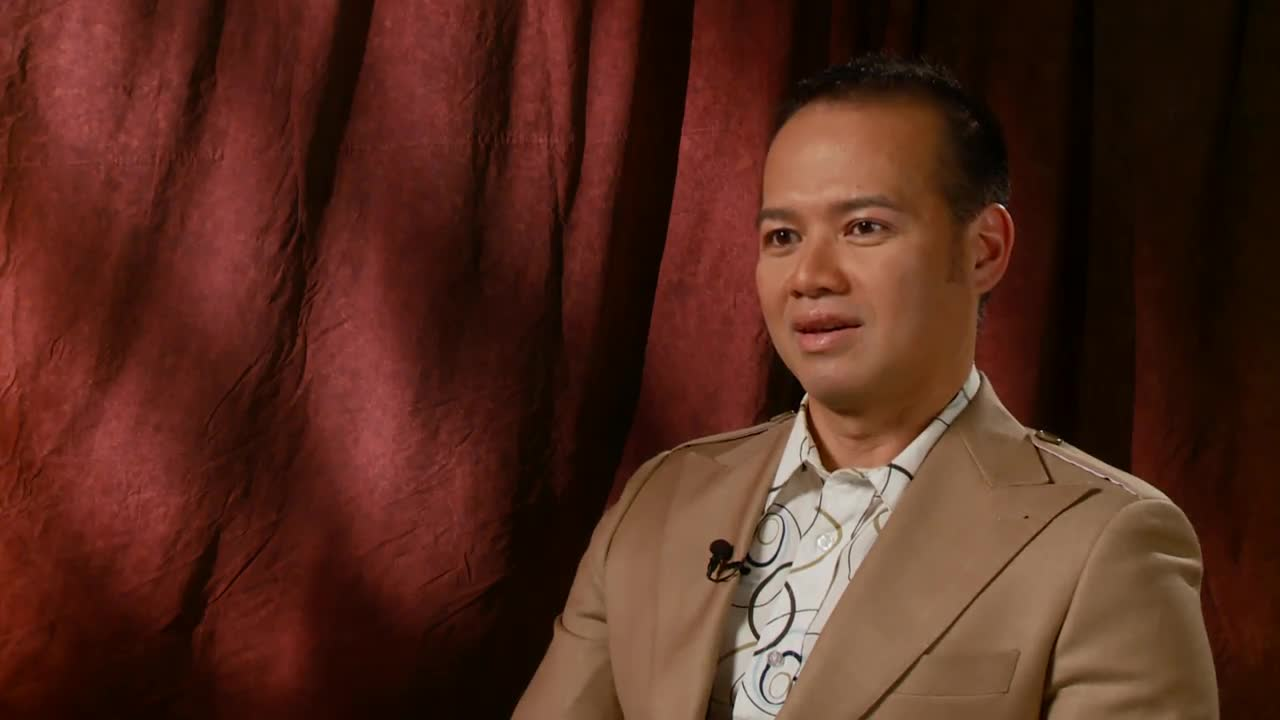 Video Interview, Michael Gamilla, October 20, 2012