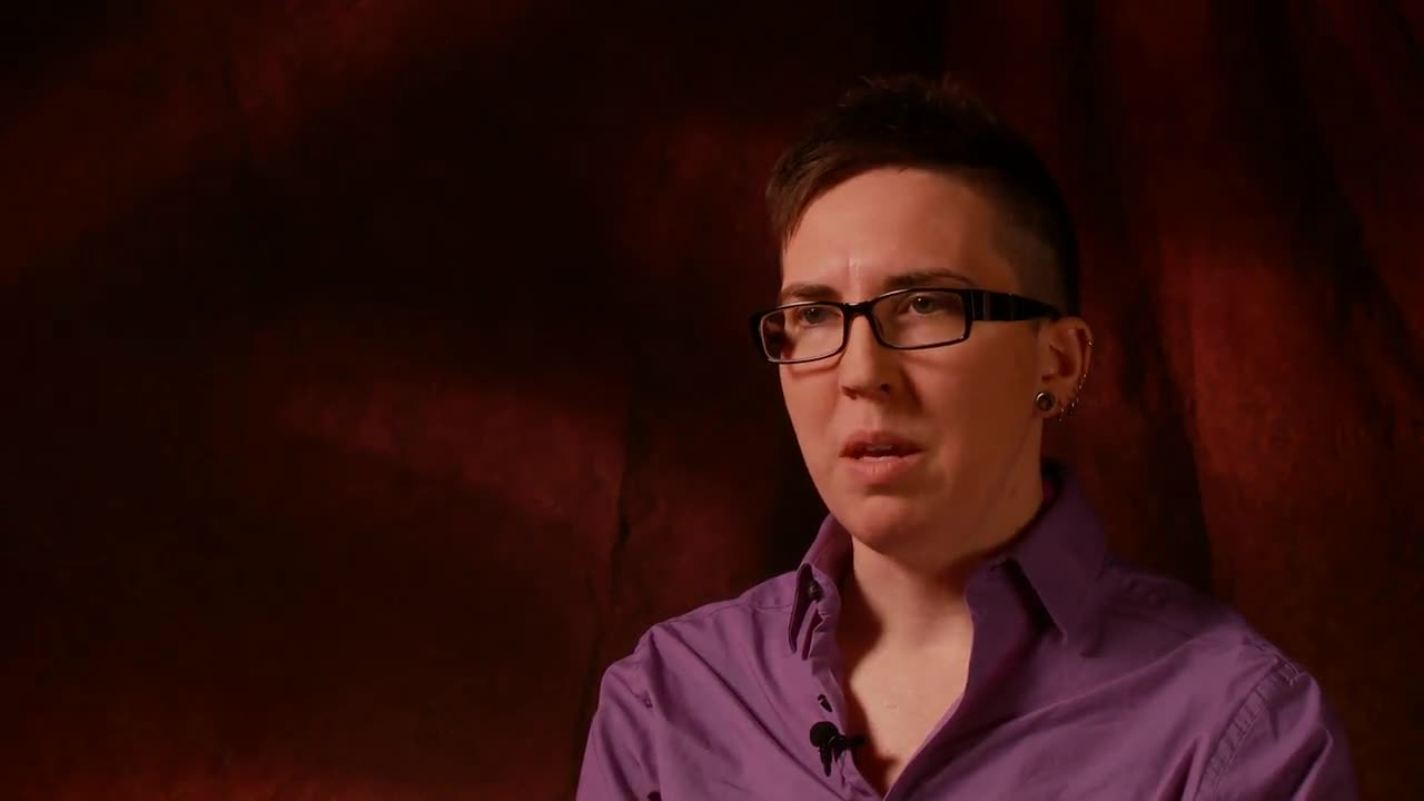 Video Interview, Patty Hayes, February 22, 2013