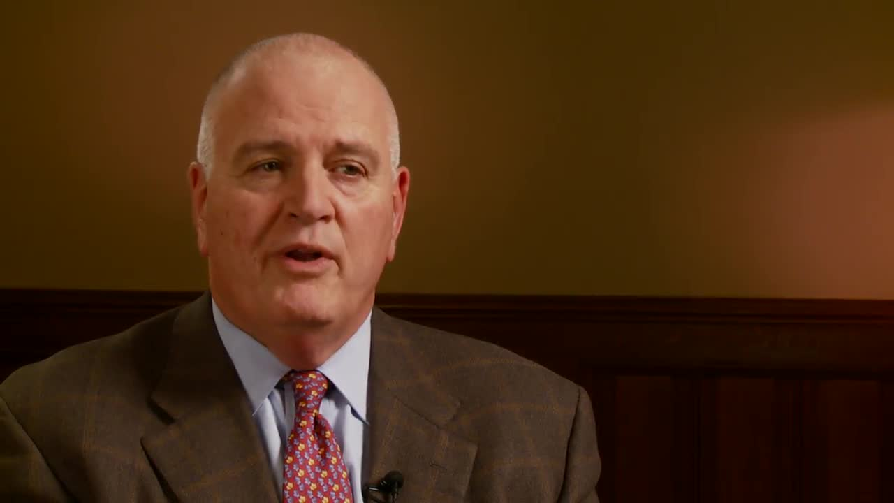 Video Interview, Dan Meyers, November 1, 2012