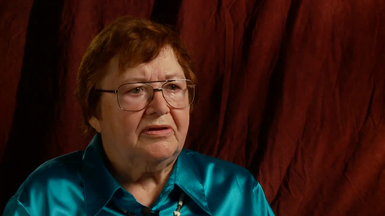 Video Interview, Jackie Nudd, August 16, 2012