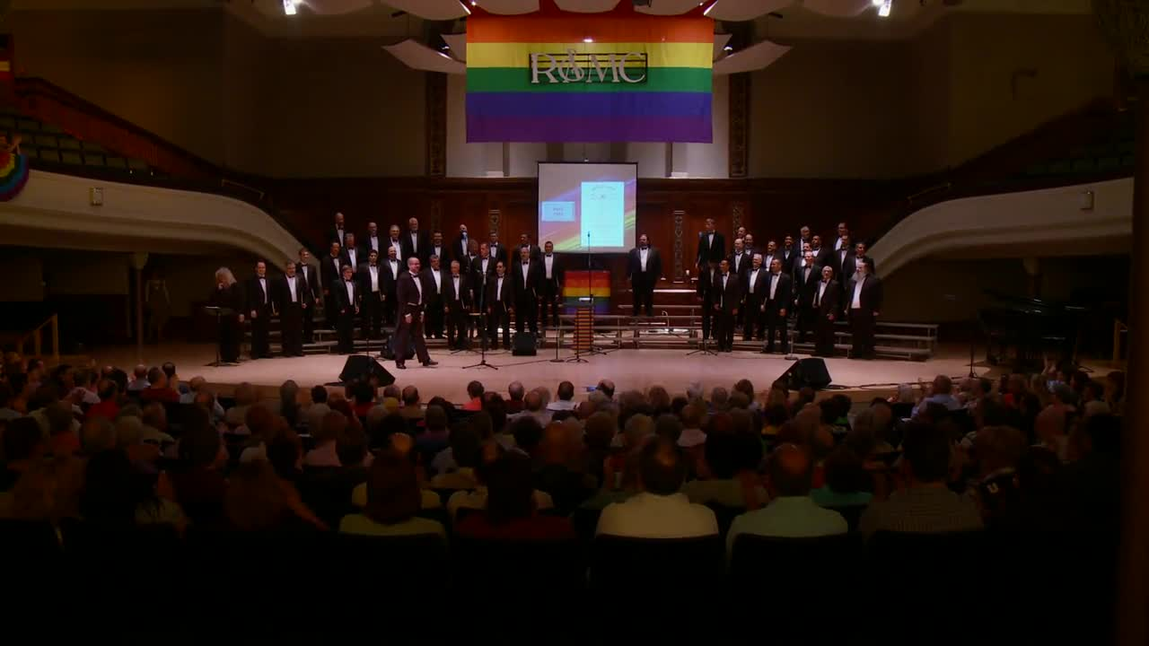 Rochester Gay Men's Chorus, Concert, June 15, 2013