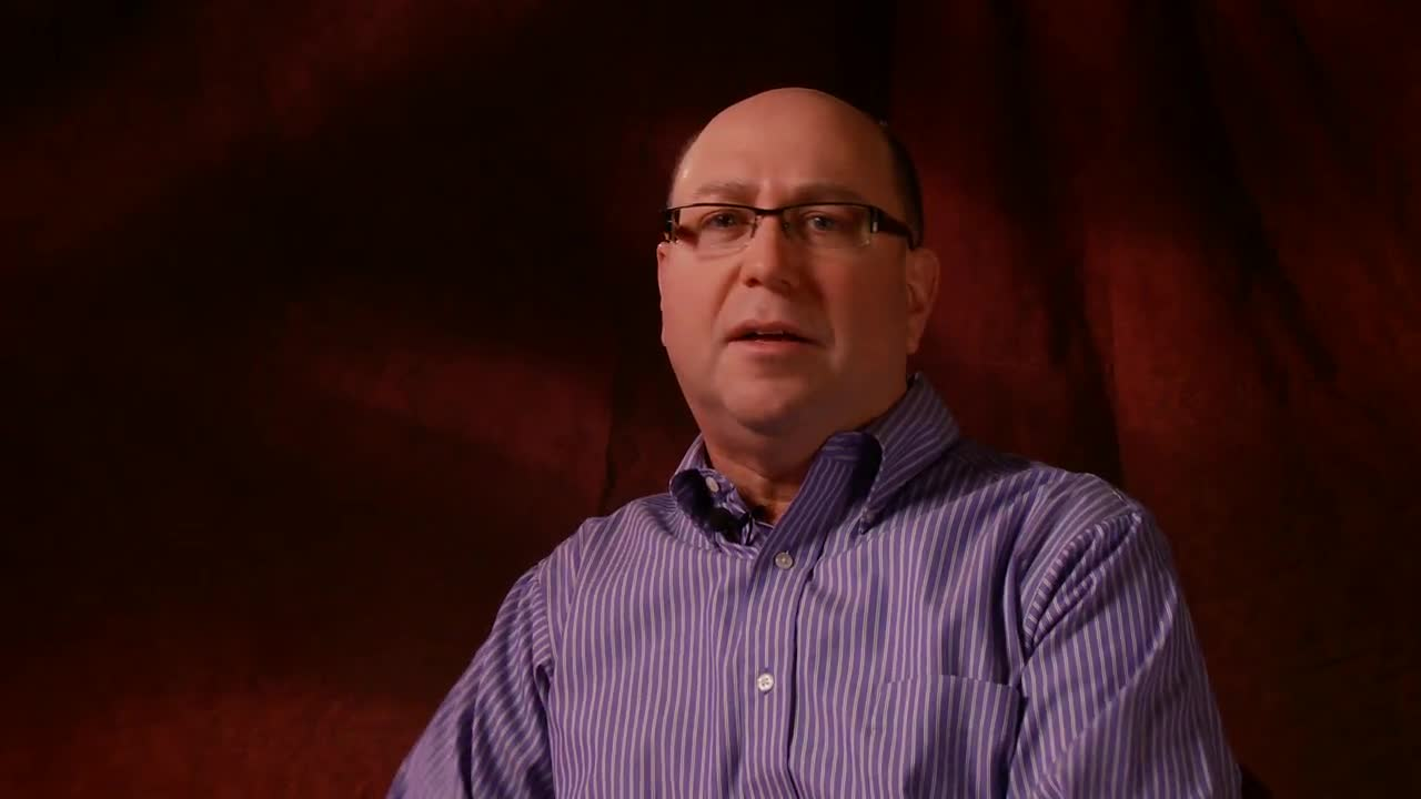 Video Interview, Dan Sapper, February 22, 2013
