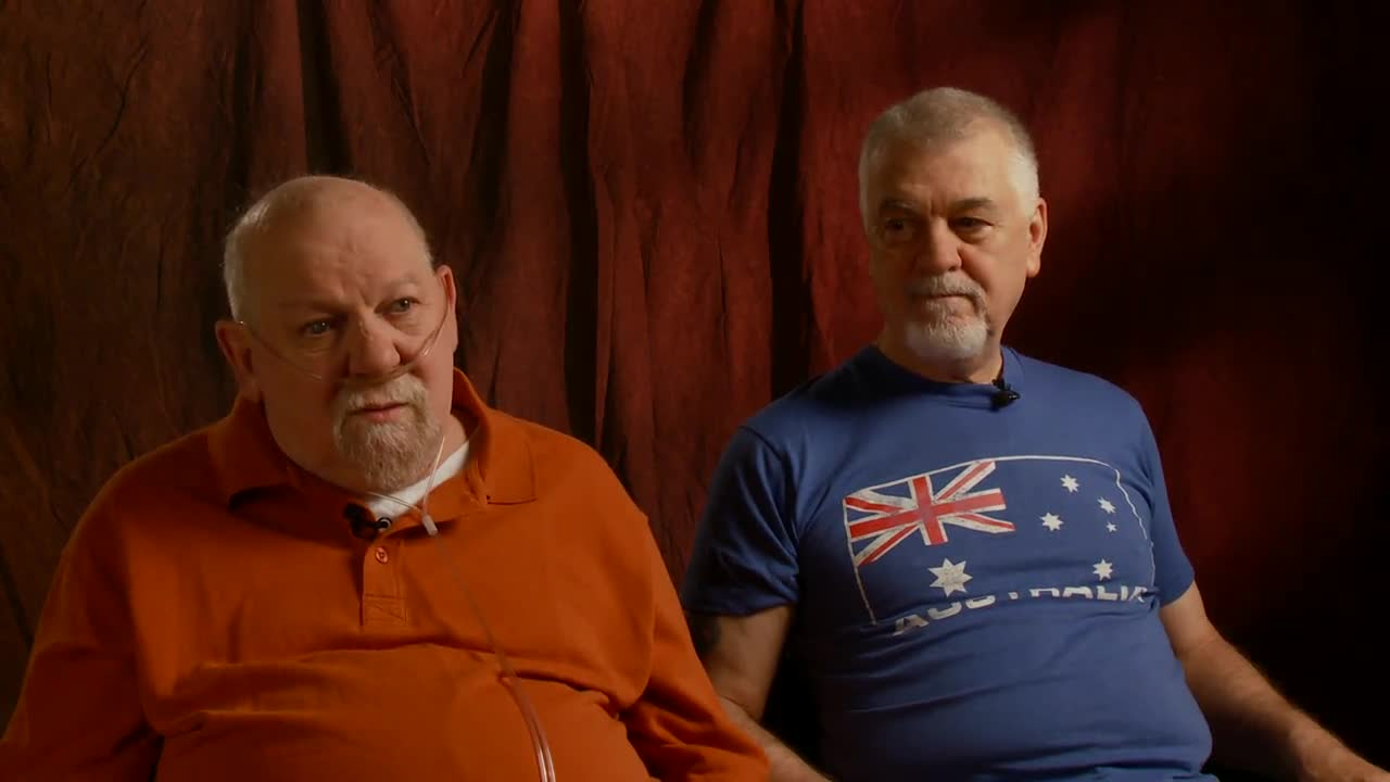 Video Interview, John W. Grace and Nelson Baldo, August 16, 2012
