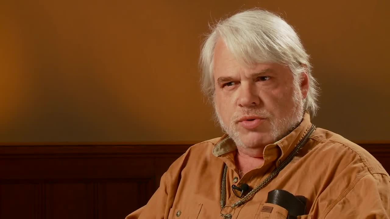 Video Interview, Jay Stratton, May 23, 2012