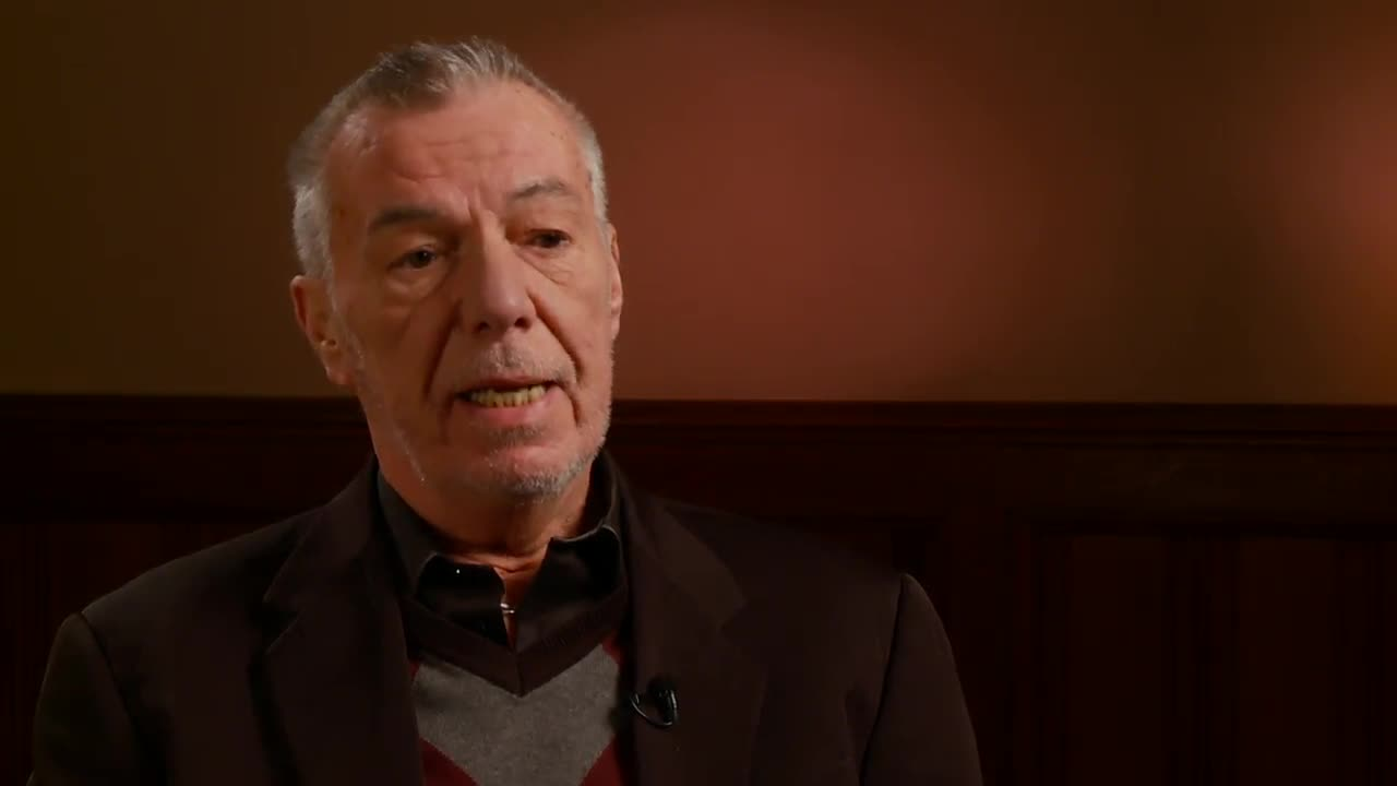 Video Interview, Gary Sweet, November 1, 2012