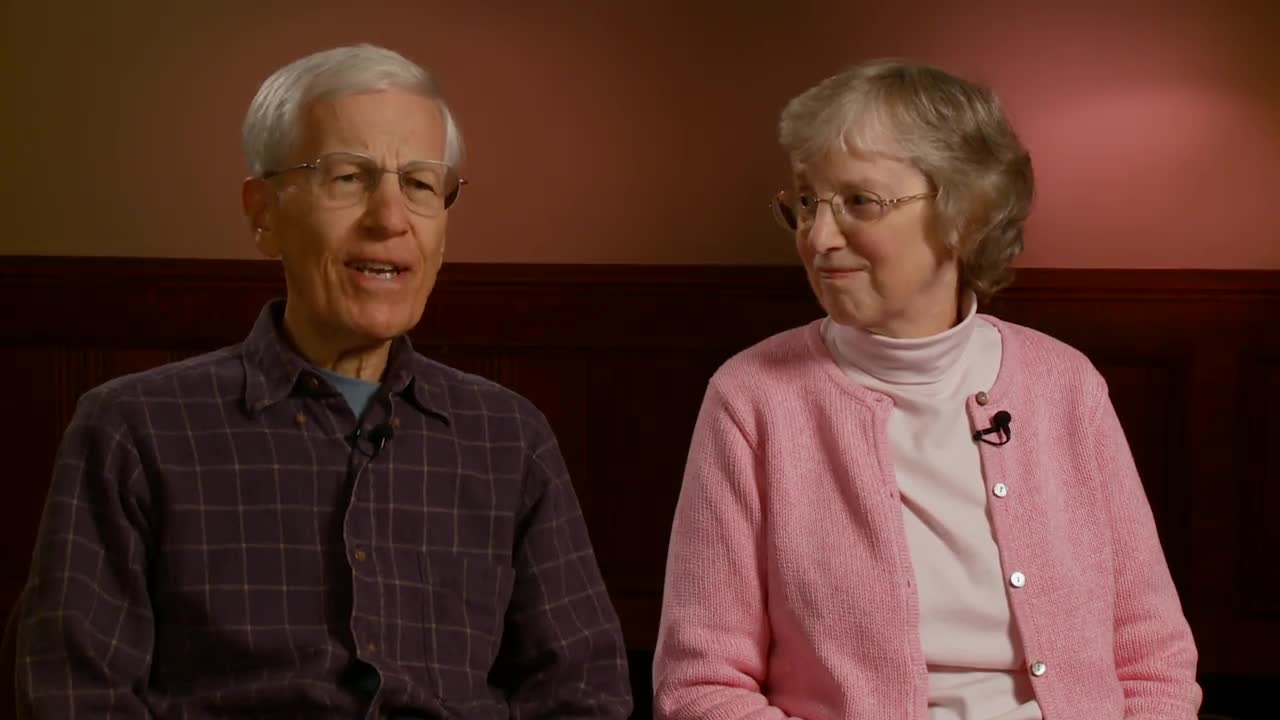Video Interview, Jamie and Sally Whitbeck, November 1, 2012
