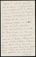Letter from Isabella Beecher Hooker to John Hooker, January 20, 1872
